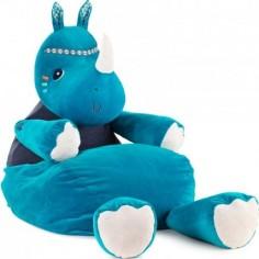 Pouf pour enfants Marius le Rhinocéros - Lilliputiens