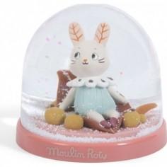 """Boule à neige """"Après la Pluie"""" - Moulin Roty"""