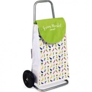 """Chariot de courses """"Green Market"""" -..."""