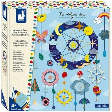 """Kit créatif """"Attrape-rêves des 4..."""