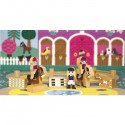 Figurines en bois Mini Story Centre Equestre - Janod