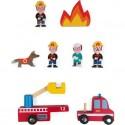 Mini Story Pompiers - Janod