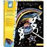"""Coffret créatifs Scratch Art """"Chevaux et Licornes"""" - Janod"""