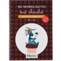 """Livre de recettes """"Mes premières recettes tout chocolat"""" - Lilliputiens"""