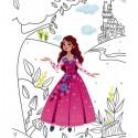 Défilés de Mode princesses de la nature - Janod