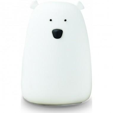 Petite veilleuse ours blanc - Little L