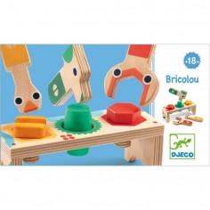 """Etabli pour bébé """" Bricolou"""" - Djeco"""