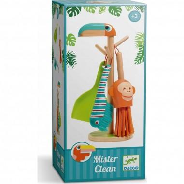 """Set de ménage """"Mister Clean"""" - Djeco"""