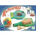 Set de 3 instruments de musique à percussions Animambo - Djeco