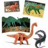 4 puzzles en bois évolutifs...