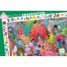 """Puzzle 200 pièces """"Le carnaval de Rio"""" - Djeco"""