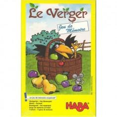 Le Verger - Jeu de Mémoire...