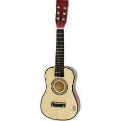 Guitare en bois naturel - Vilac