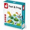 Jeu De Parcours - Fast And Frog - Janod