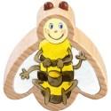 """Jeu coopératif Abella l'abeille """"Mes Premiers Jeux"""" - Haba"""