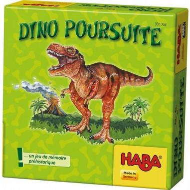 """Jeu de société """"Dinos Poursuite"""" - Haba"""