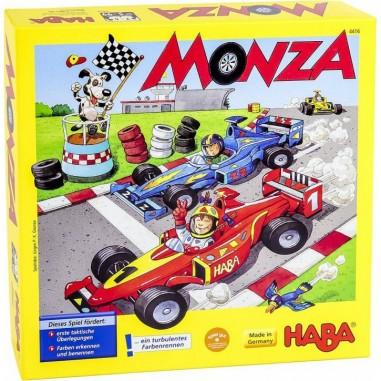 "Jeu de courses ""Monza"" - Haba"