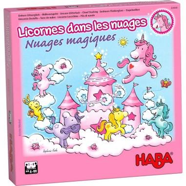 """Jeu coopératif """"Nuages magiques"""" - Haba"""