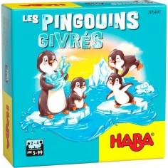 """Mini-jeu """"Les Pingouins givrés"""" - Haba"""
