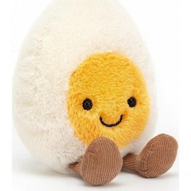 Peluche Boiled Egg Amuseable - Jellycat