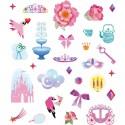 Set d'autocollants Stickers Princesses - Janod