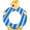 Lettre Bois Clown O - Janod