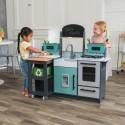 Cuisine en bois enfant - Garden Gourmet - Kidkraft