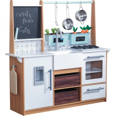 Cuisine Enfant Farmhouse en bois - Kidkraft