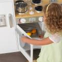 Cuisine enfant en bois - Uptown White - Kidkraft