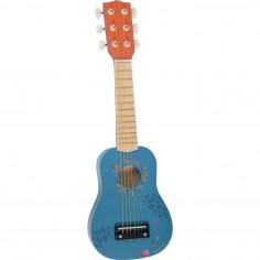 Guitare pour enfant Bleu foncé - Dans la Jungle - Moulin Roty