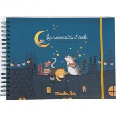 Album photo - Souvenirs d'école - Les Moustaches - Moulin Roty