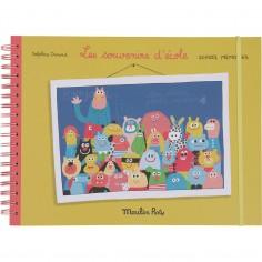 Album photo - Souvenirs d'école - Les Schmouks - Moulin Roty