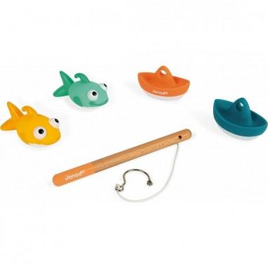 Jeu de pêche à la ligne pour le bain...
