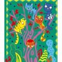 """Cartes à gratter """"Scratch Art Chats"""" - Janod"""