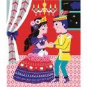 "Cartes à gratter ""Scratch Art Jolies Princesses"" - Janod"