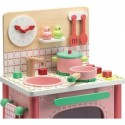 """Cuisine en bois pour enfants """"La cuisinière de Lila"""" - Djeco"""