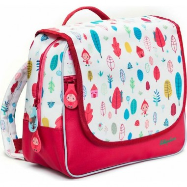 """Cartable A5 """"Chaperon Rouge"""" -..."""