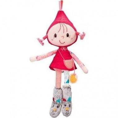 """Mini poupée """"Chaperon rouge"""" -..."""