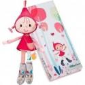 """Mini poupée """"Chaperon rouge"""" - Lilliputiens"""