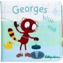 Livre De Bain - Georges Blub Blub - Lilliputiens