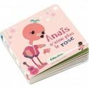 """Livre Réversible """"Anaïs n'aime Plus Le Rose"""" - Lilliputiens"""