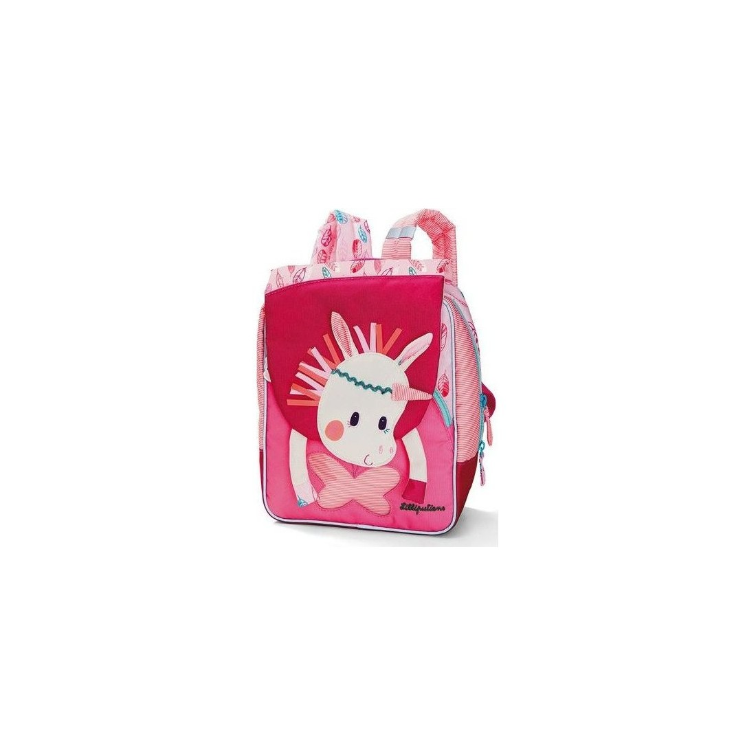 Cartable A5 Louise Lilliputiens